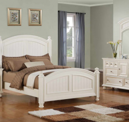Cape Cod Panel Bed by Winners Only