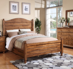 Quails Run Youth Panel Bed by Winners Only