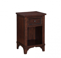 Retreat One Drawer Youth Nightstand by Winners Only