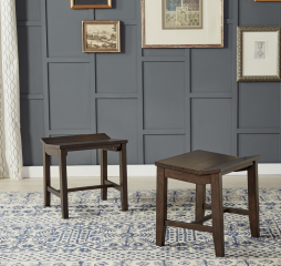 Brooklyn Heights Backless Stool by A America
