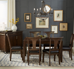 Brooklyn Heights Square Leg Table by A America
