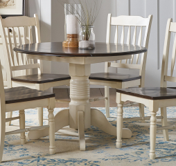 British Isles 42″ Dropleaf Table by A America