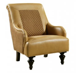 Brooke Accent Chair by Omnia