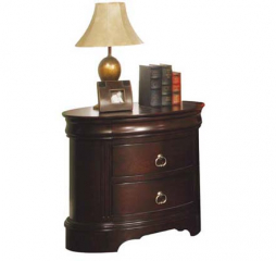 Renaissance Oval Nightstand by Winners Only