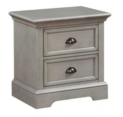 Tamarack 25″ Two Drawer Youth Nightstand by Winners Only