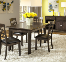 Bristol Point 3 Leaf Vers-A-Table by A America