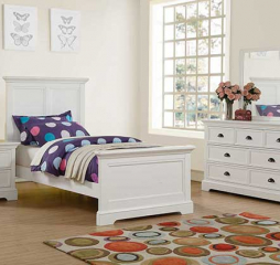 Tamarack Panel Twin Bed by Winners Only
