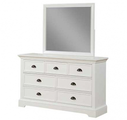Tamarack 58″ Seven Drawer Youth Dresser by Winners Only