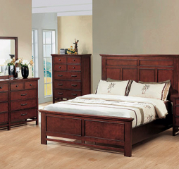 Willow Creek Panel Bed by Winners Only