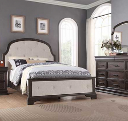 Xcalibur Upholstered Bed by Winners Only