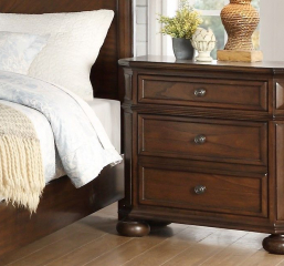 Langsat Nightstand by Homelegance