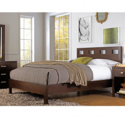 Riva Platform Bed by Modus