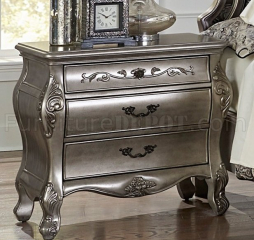 Brigette Nightstand by Homelegance