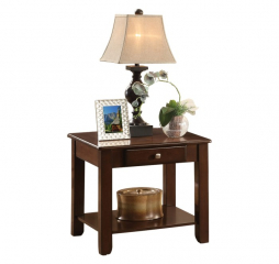 Ballwin End Table by Homelegance