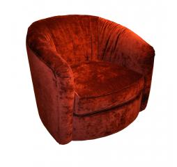 Callista Swivel Chair by Omnia