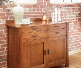 Cattail Bungalow Sideboard by A America