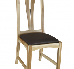 Cattail Bungalow Comfort Side Chair by A America