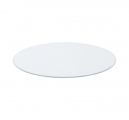 Aviano Round Glass Top Only by Coaster
