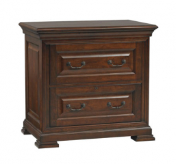 Classic Two Drawer Lateral File Cabinet by Winners Only
