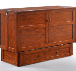 Clover Murphy Cabinet Bed By Night and Day