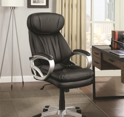 Casual Black Office Chair by Coaster