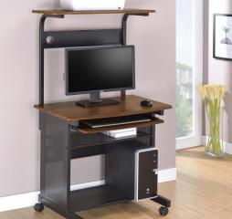 Casual Honey Computer Desk by Coaster