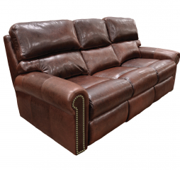 Connor Reclining Sofa by Omnia