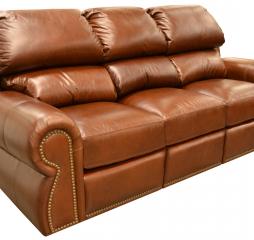 Cordova Reclining Sofa by Omnia