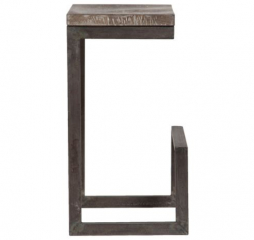 Cube Barstool By Porter