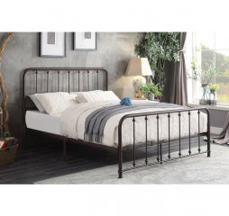 Larkspur Youth Platform Bed by Homelegance
