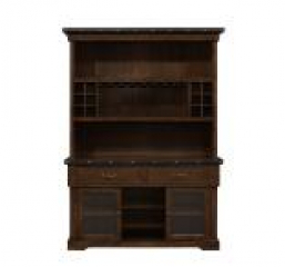 Schleiger Buffet and Hutch by Homelegance