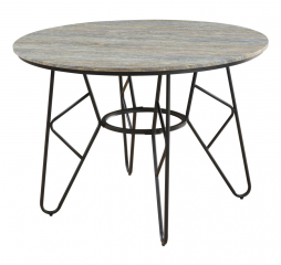 Emmett Round Dining Table by Emerald Home Furnishings