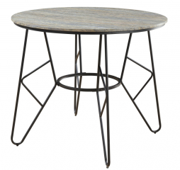 Emmett Gathering Height Dining Table by Emerald Home Furnishings