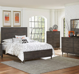 Norhill Queen Bed by Homelegance