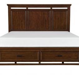 Frazier Park Bed by Homelegance
