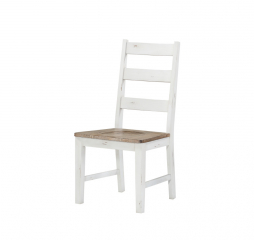 Abaco Ladderback Side Chair by Emerald Home Furnishings