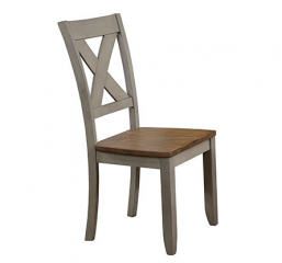 Barnwell X Back Side Chair by Winners Only