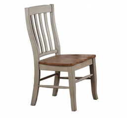 Barnwell Rake Back Side Chair by Winners Only