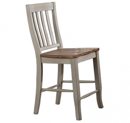 Barnwell 24″ Rake Back Barstool by Winners Only