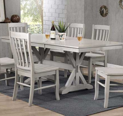 Carmel Table w/ Butterfly Leaf by Winners Only