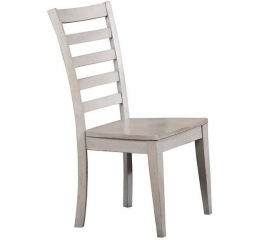 Carmel Ladder Back Side Chair by Winners Only