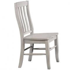 Carmel Rake Back Side Chair by Winners Only