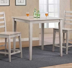 Carmel 36″ Square Tall Table by Winners Only