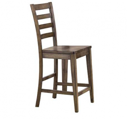 Carmel Ladderback Barstool by Winners Only