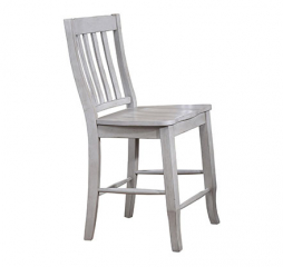 Carmel Rake Back Barstool by Winners Only