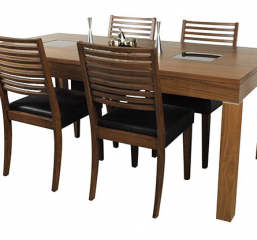 Denmark 71″ Leg Table by Winners Only