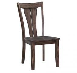 Daphne Fan Back Side Chair by Winners Only