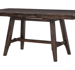 Daphne Tall Table w/ 12″ Leaf by Winners Only