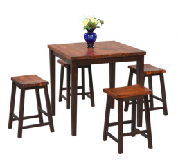 Fifth Avenue 36″ Square Tall Table by Winners Only