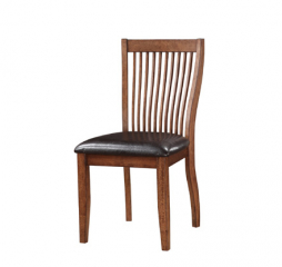 Broadway Slat Back Side Chair by Winners Only
